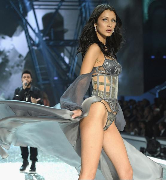 Белла Хадид подтвердила свое участие в ежегодном шоу Victoria's Secret | галерея [1] фото [3]