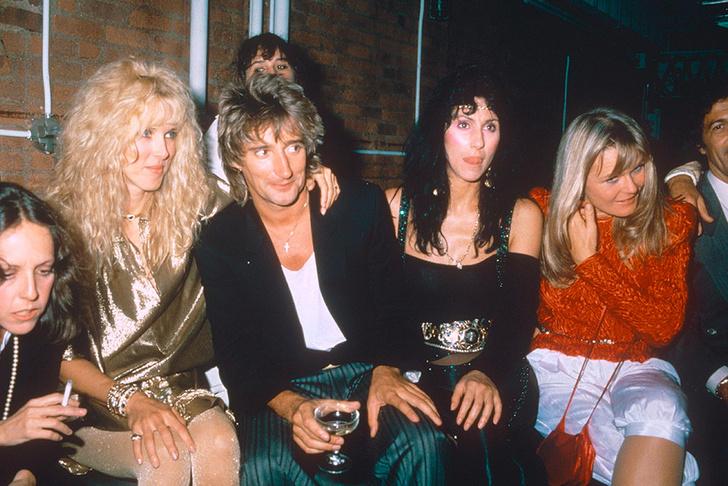 """Боб Колачелло: """"В Studio 54 знаменитости и обычные люди тусовались вместе"""" фото [6]"""
