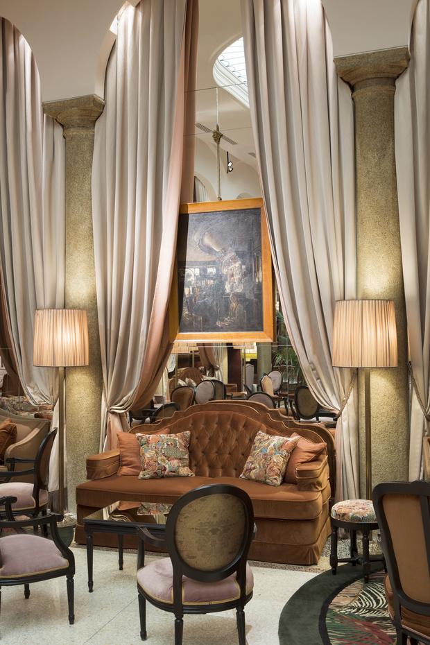 Dimore Studio обновили интерьеры Grand Hotel et de Milan (фото 11)