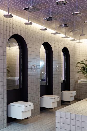 Bathroom Biennale: ванная комната «Четыре элемента» от Максима Лангуева (фото 1.1)