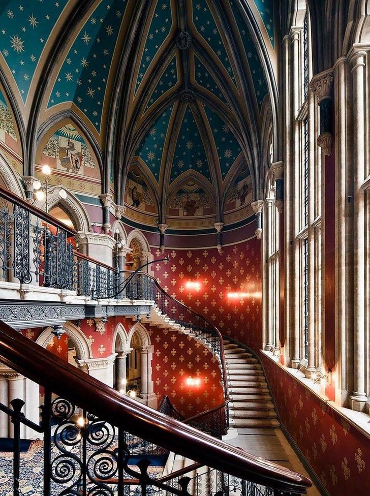 Лучшие отели-дворцы мира (фото 10)