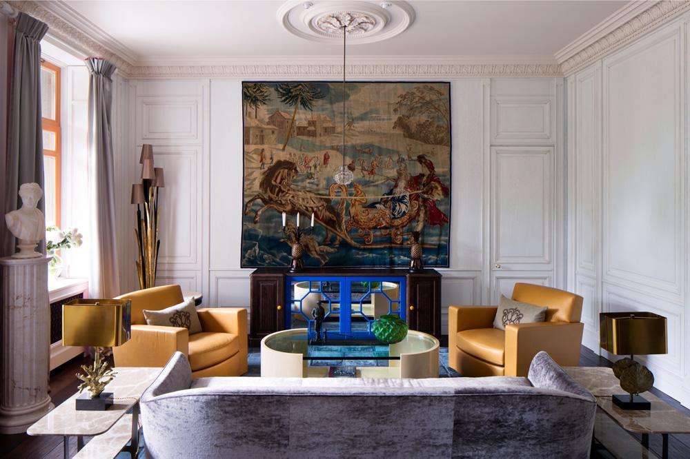 Лучшие интерьеры квартир 2014: вспомнить всё! | галерея [7] фото [1]