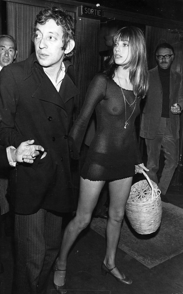 Сержа Генсбур и Джейн Биркин (фото 1)