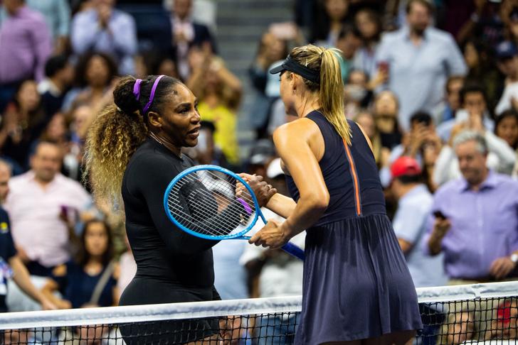 Битва стилей и темпераментов: Мария Шарапова против Серены Уильямс (фото 4)