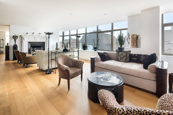 Сестры Олсен выставили на продажу свои апартаменты на Манхеттене фото [12]