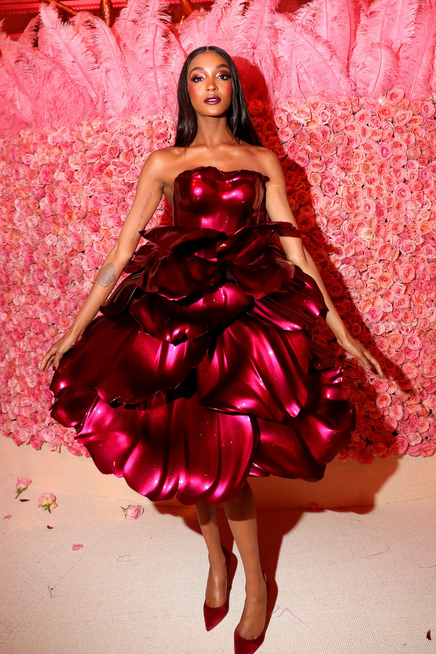 Никаких «голых» платьев, только роскошь: все супермодели на Met Gala (фото 19)