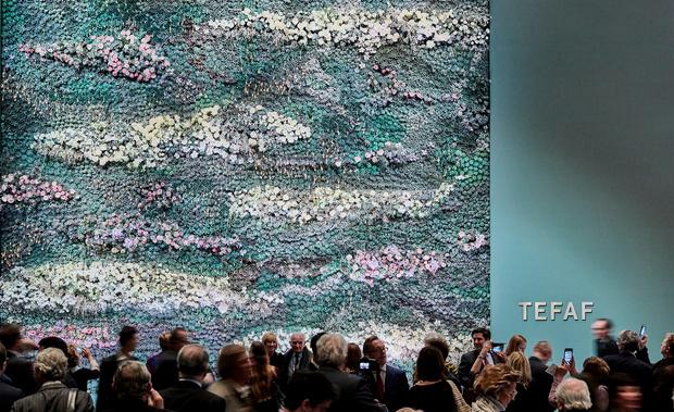 TEFAF 2019: самые яркие моменты и итоги (фото 1)