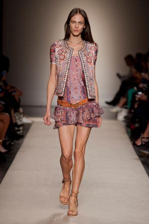 Показы мод Isabel Marant Весна-лето 2013 | Подиум на ELLE - Подиум - фото 1031