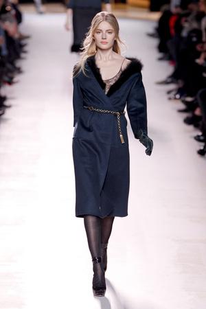 Показы мод Nina Ricci Осень-зима 2011-2012 | Подиум на ELLE - Подиум - фото 2179