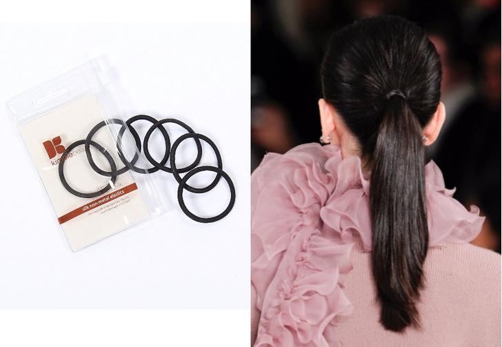 Резинки для тонких волос