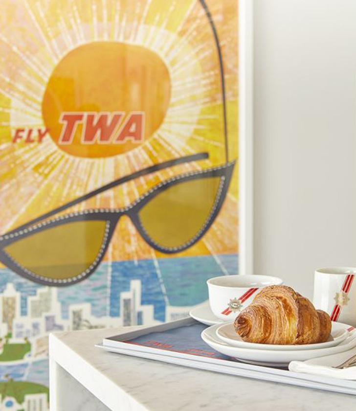 Отель в стиле 1960-х откроется в бывшем терминале TWA в Нью-Йорке фото [15]