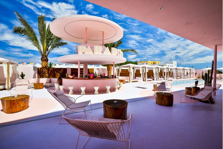 Американский модернизм и группа «Мемфис» в отеле на Ибице (фото 7)