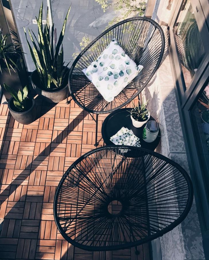 Как оформить балкон: советы дизайнера Ильи Гульянца (фото 30)