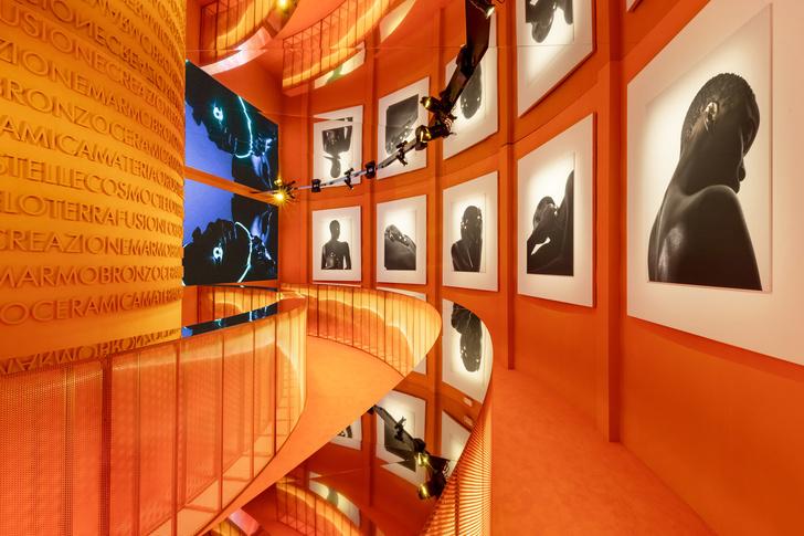 Инсталляции Bvlgari на Неделе дизайна в Милане (фото 0)