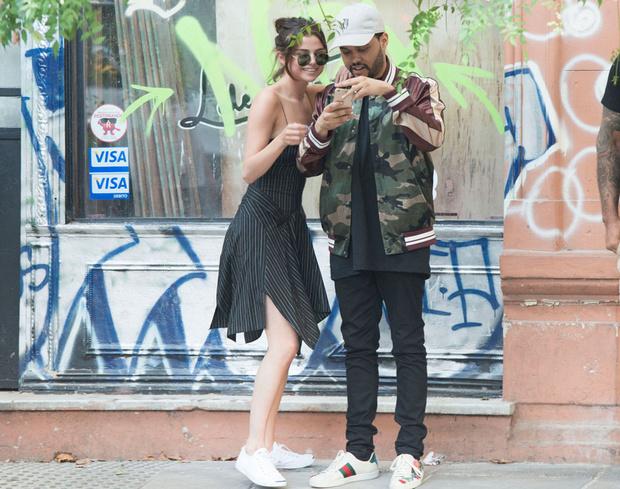 Young & Free: Селена Гомес и The Weeknd в Буэнос-Айресе