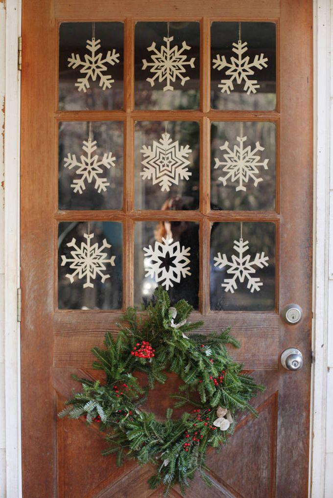 Украшаем дом к Новому году: 5 идей от Жени Ждановой (фото 22)