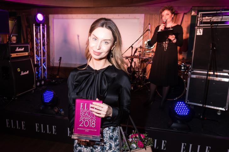 Объявлены победители премии ELLE International Beauty Awards 2018 (фото 7)
