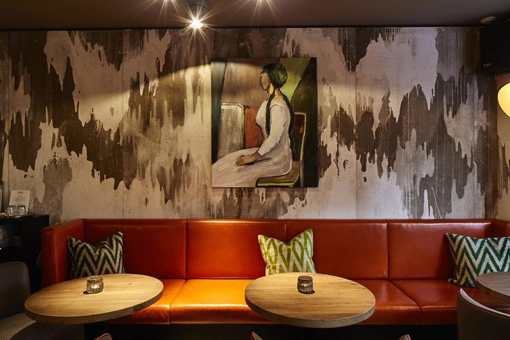Ресторан OSH в Лондоне: проект Ирины Глик (фото 7)