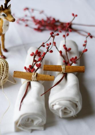 Сервировка новогоднего стола 2019: советы флориста и декоратора (фото 4.2)