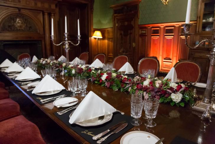 В резиденции британского посла прошел торжественный ужин фото [13]