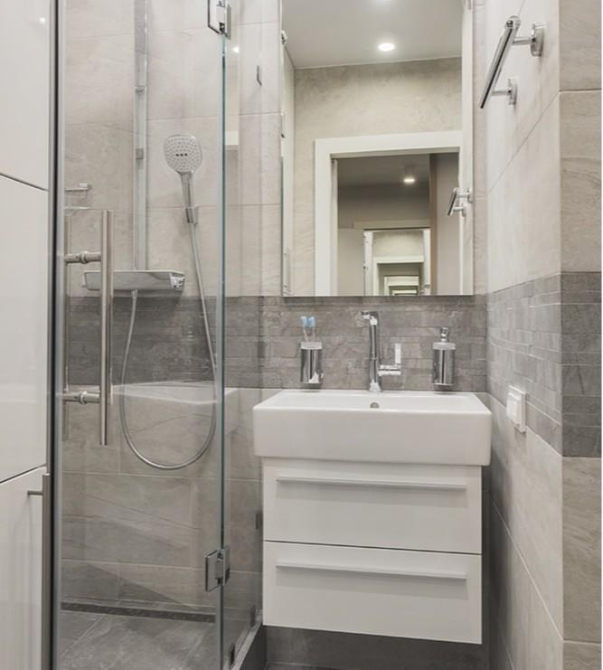 Квартира 38 м² для отдыха после работы (фото 19)