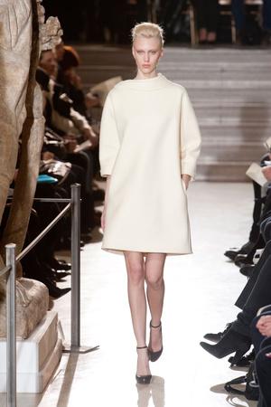 Показ Bouchra Jarrar коллекции сезона Весна-лето 2013 года Haute couture - www.elle.ru - Подиум - фото 479537