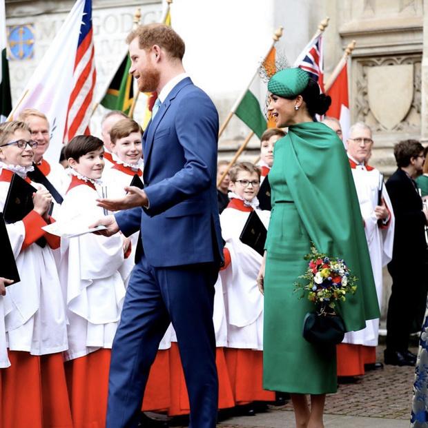 Кого поддерживают Меган Маркл и принц Гарри во время пандемии коронавируса? (фото 1)