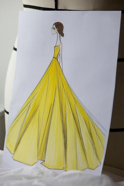 Все образы Эммы Уотсон из промотура фильма «Красавица и Чудовище» | галерея [1] фото [5]