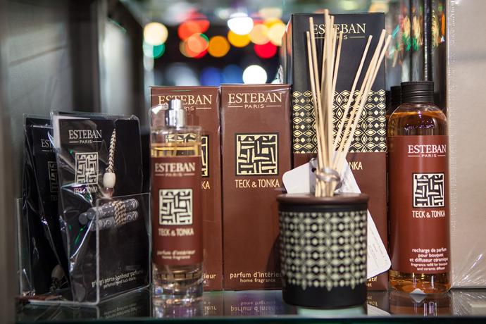 Корнер, Цветной, Esteban Paris Parfums