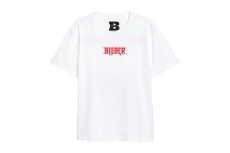 Джастин Бибер выпустит коллекцию мерча совместно с H&M | галерея [1] фото [2]