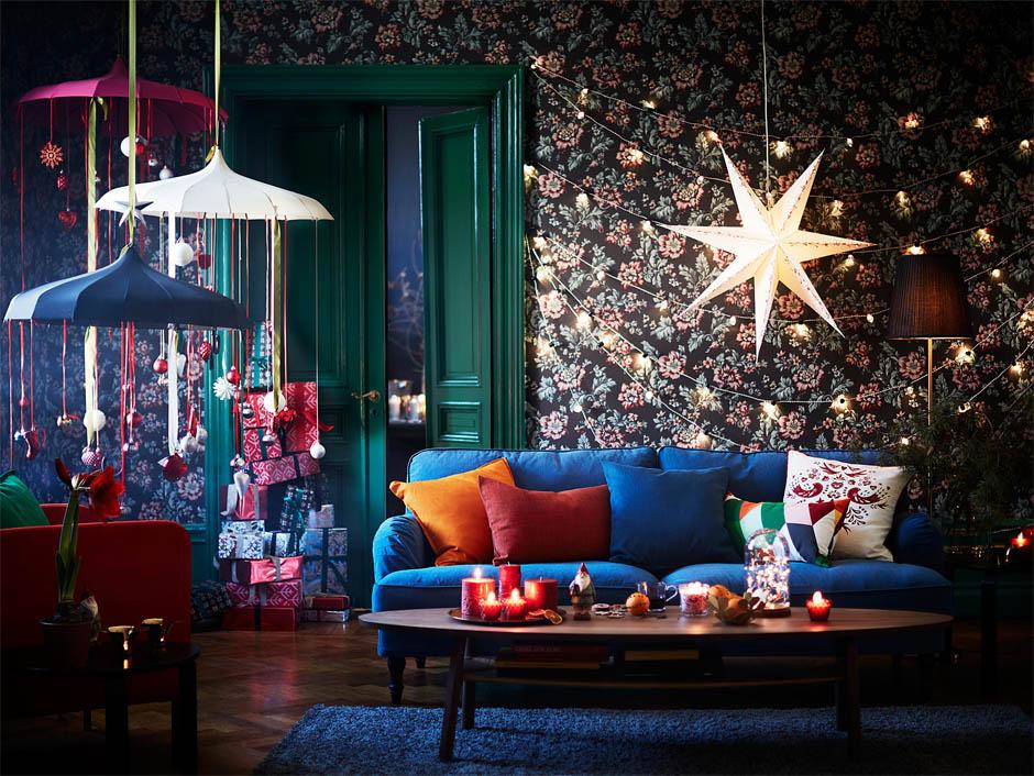 Ikea Matras Junior : Готовимся к Новому году вместе c ИКЕА elle decoration
