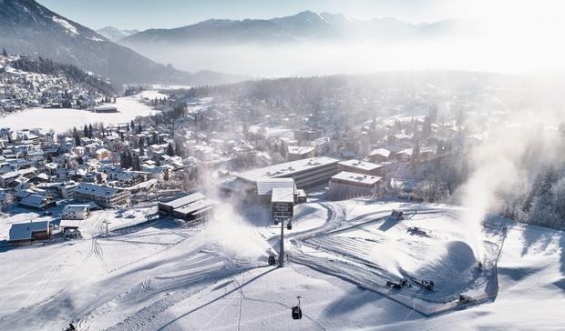 На высоте: дизайнерские отели на горнолыжных курортах (фото 13)
