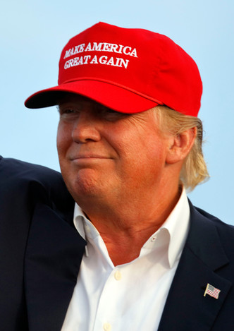 Дональд Трамп: Make America great again