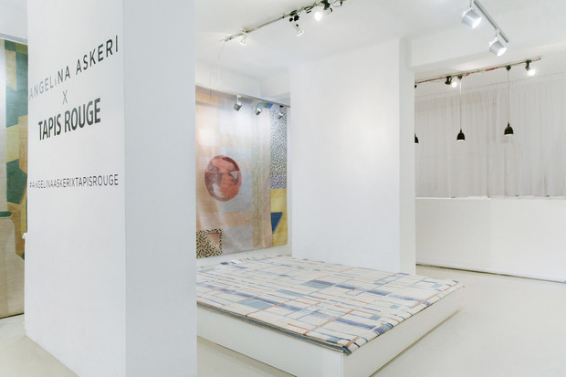 Презентация коллекции ковров Angelina Askeri x Tapis Rouge (фото 2)