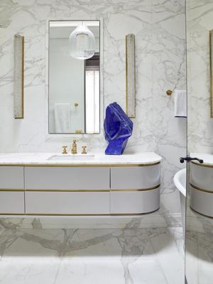 Дом на Манхэттене по дизайну Жан-Луи Деньо (фото 13.2)