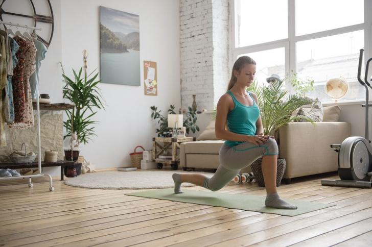 Йога дома: обустраиваем место для занятий (фото 12)