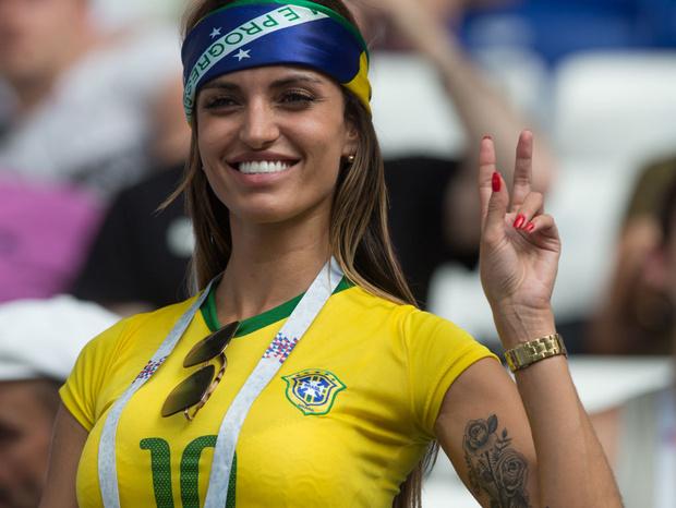 Миллион лайков: чемпионат мира по футболу в цифрах (фото 28)