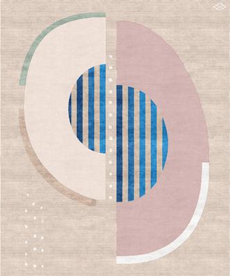 Авангард, лестницы и море: ковры от русских дизайнеров (фото 3.2)