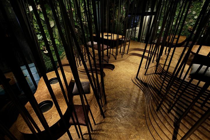 Nikunotoriko: японский ресторан в пещере (фото 2)