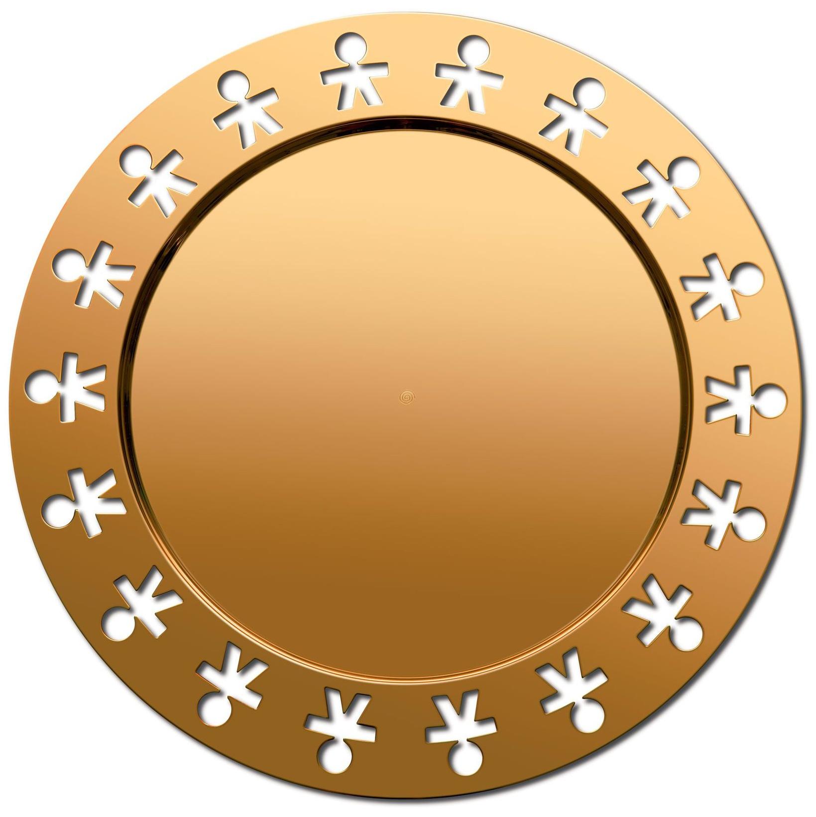 Золотая лихорадка: техника и декор в цвете золота (галерея 2, фото 1)