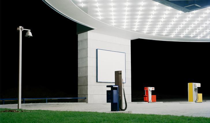 Выставка Юлиана Фаульхабера «Идеальные пространства» (фото 0)