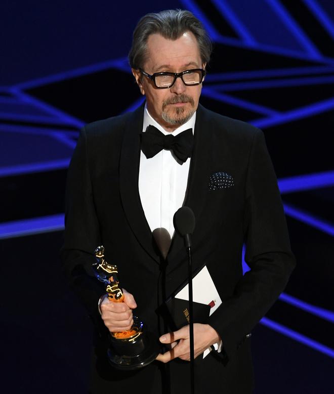 «Оскар — 2018»: лучшая мужская роль — Гэри Олдман (фото 1)