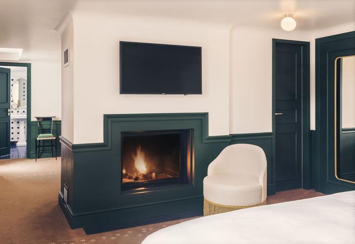 Experimental Chalet: новый дизайнерский отель в Альпах (фото 5)
