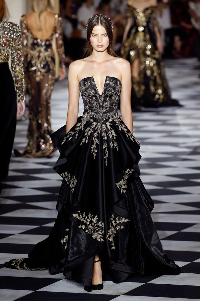 Великолепный век: 10 лучших платьев с показа Zuhair Murad (фото 9)