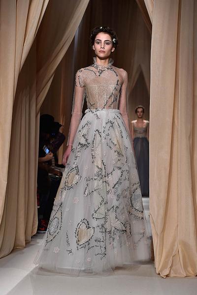Показ Valentino Haute Couture   галерея [1] фото [22]
