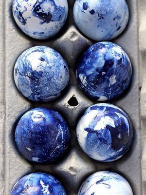 Вдохновение к Пасхе: 14 идей декора яиц (фото 3.2)