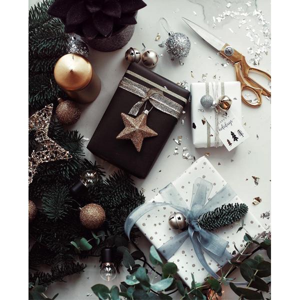 Как красиво упаковать новогодние подарки? (фото 18)