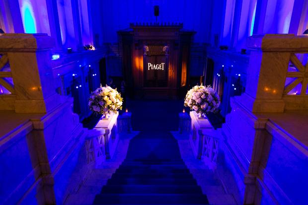 В особняке Стахеева прошел прием Дома Piaget