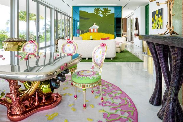 Вилла в Майами для коллекционера искусства (фото 6)