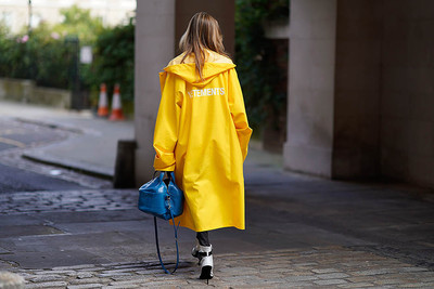 How to dress in the rain: | gallery [2] photos [1]